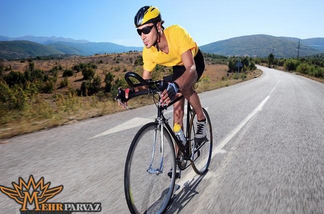 سرعت در دوچرخه سواري