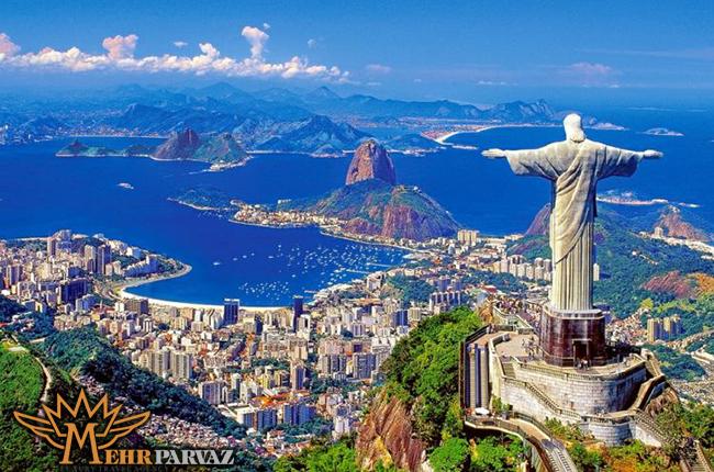 جزيره ريو برزيل
