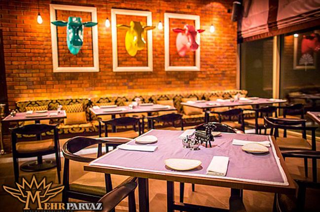 رستوران هاي دبي
