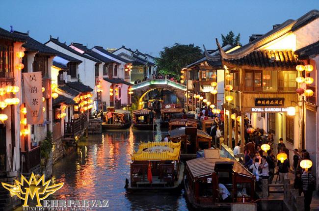 سوژو، چین، Suzhou