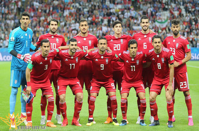 تیم ملی فوتبال ایران-مه رواز